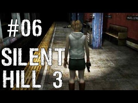 Let's Play Silent Hill 3 [Part 6]