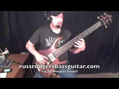 Online Bass Lesson