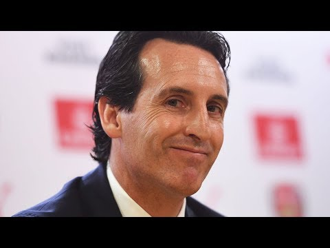 Unai Emery's first press conference as Arsenal head coach | #WelcomeUnai