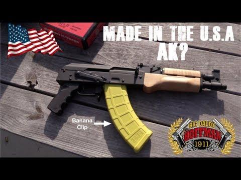 Century Arms US DRACO 7 62x39 AK Pistol