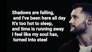 Calum Scott - Not Dark Yet (Lyrics + Audio)