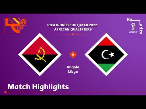 Angola Libya Goals And Highlights