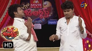 Avinash Karthik Performance | Extra Jabardsth | 7th April 2017 | ETV Telugu