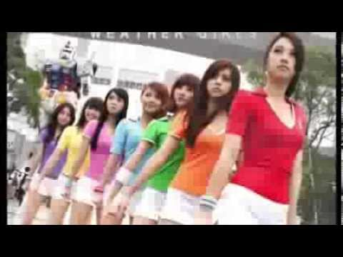 Cute sexy Weather Girls bumalik na sa Taiwan! YouTube