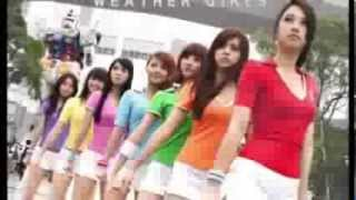 Cute & sexy Weather Girls, bumalik na sa Taiwan! Kilalanin natin an...