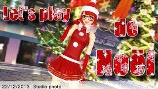 Let's Play de La Nouvelle Maison du Style spécial Noël 2013