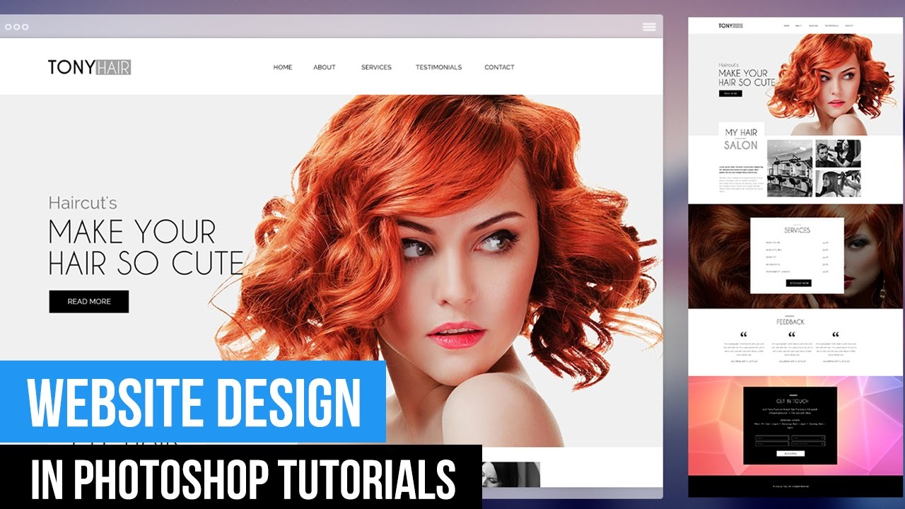 Web design in photoshop tutorials create a basic web for beginers web design in photoshop tutorials create a basic web for beginers baditri Gallery