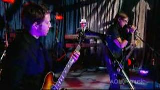 Interpol - The Heinrich Maneuver (Sessions @ AOL)