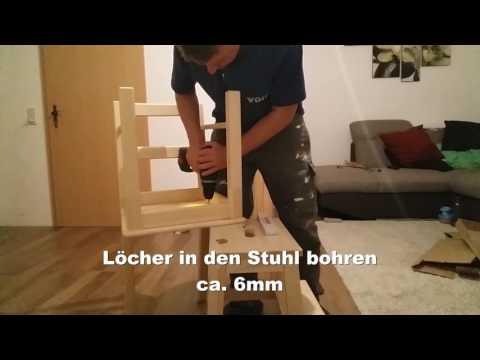 Lernturm Ikea Selber Bauen Youtube