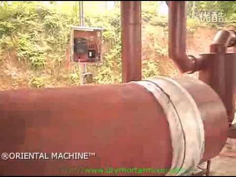 China Drum Rotary Dryer Manufacturer