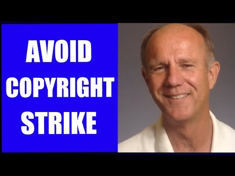 How To Avoid YouTube Copyright Strike