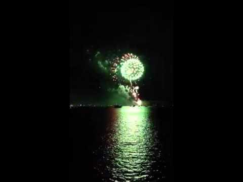 Kenora Harbourfest Fireworks Finale