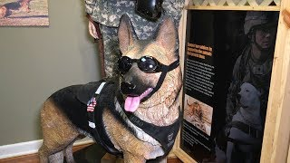 War Dog Tribute