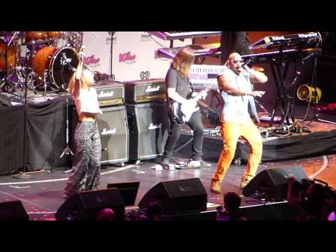 GDFR (Going Down for Real) - Flo Rida (Kiss Concert 2017 - Mansfield, MA)