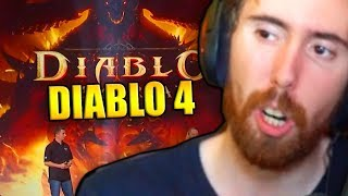 Asmongold Reacts to Diablo 4 LEAKED! 2019's MASSIVE Blizzcon