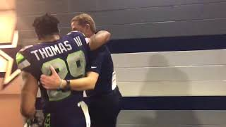 """Earl Thomas Tell Jason Garrett """"If You Have A Chance To Get Me Come Get Me"""""""