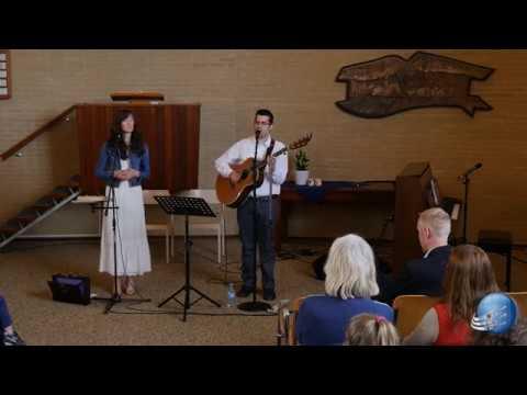 Concert met Matt en Josie Minikus
