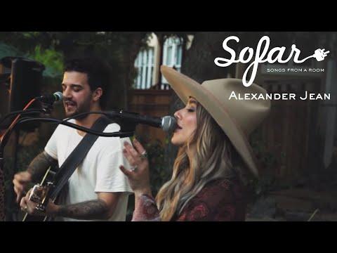 Alexander Jean - High Enough | Sofar Los Angeles