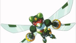 Commander Yammark Theme Song - Megaman X6
