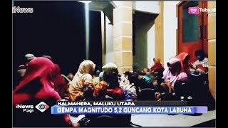 Download Video Gempa Magnitudo 5,2 Guncang Halmahera, Tidak Berpotensi Tsunami - iNews Pagi 06/01 MP3 3GP MP4