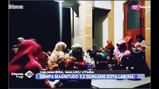 Gempa Magnitudo 5,2 Guncang Halmahera, Tidak Berpotensi Tsunami - iNews Pagi 06/01