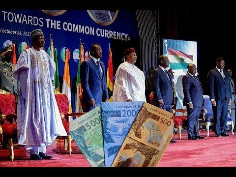 "ECOWAS single currency, ""ECO"" green lighted for use by 2020"