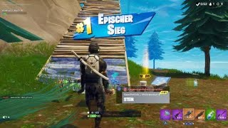 Fortnite 9 kills made paletenland OMG won solo ! New skin #2