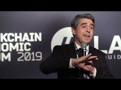 Bulgaria President Keynote: I Will Make Blockchain A Case Around The Globe