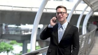 Mobile Phone Conversation | Stock Footage - Videohive
