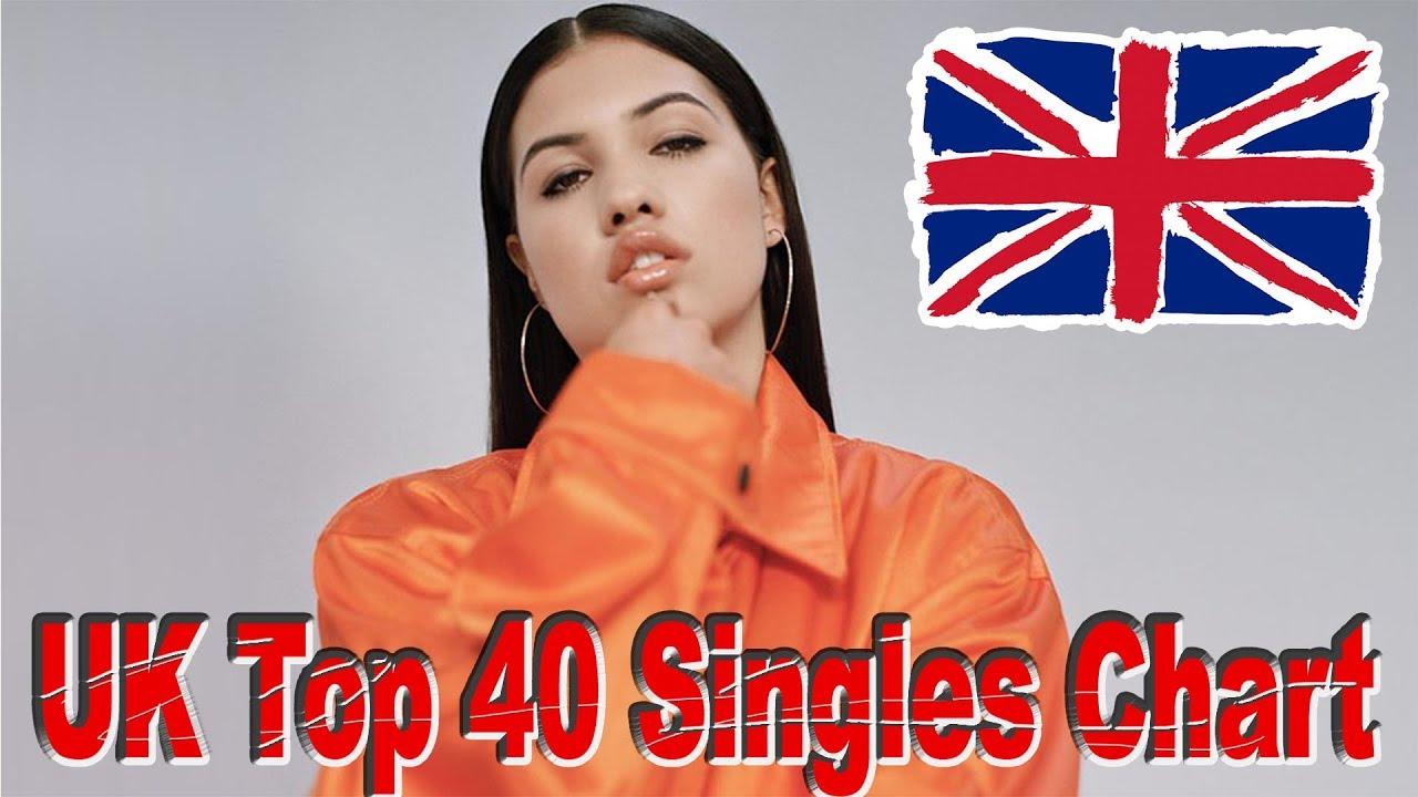 UK Top 40 Singles Chart, 14 June 2019 № 117