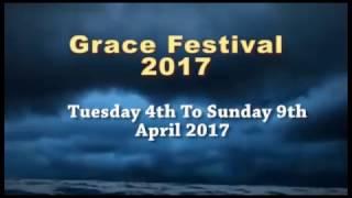 GRACE FESTIVAL 2017 CONFERENCE