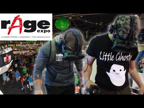 RAGE GAMING EXPO 2017 South Africa