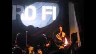 hard-fi - middle eastern holiday - live - bloomsbury ballroom - london - 13/2/14