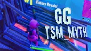 I Killed TSM_Myth The Worlds Best Fortnite Player...