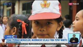 Potret Murniasih, Bocah SD di Karangasem yang Berjalan Kaki 2,5 Jam Demi Bersekolah - SIS 02/05