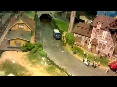 Model Railroad Train Track Plans -FKM (Forum Kereta Miniatur) Train Model and Faller Car System