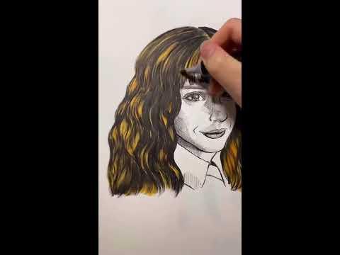 DagiLP Harry Potter Fan Art NovemberKaynak: YouTube · Süre: 42 saniye