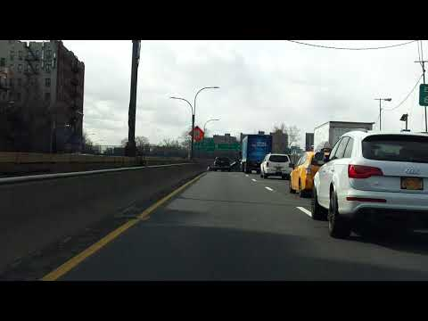 New York City Expressway Tour (Bronx/Queens) south/westbound