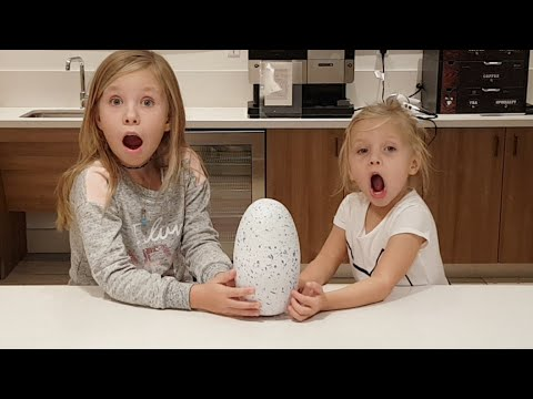 СТРИМ Прямой Кефир) Открываем Яйцо Динозавра Unboxing Toys