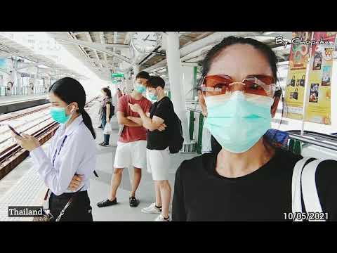 #Bangkok #ตามติดชีวิตการทำงาน วันนี้ในหนึ่งวัน พาเพื่อนอัพเดท กรุงเทพมหานคร เขตถนนวิทยุ 10/05/2021