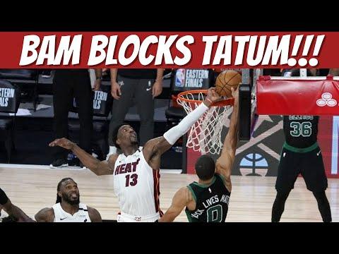 Bam Adebayo Blocks