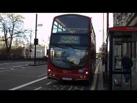 LONDON BUSES ROUTE 22 RIDE PART 7