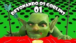 Detonando os Goblins #01 - Campanha Single Player da 1 a 10 Fase