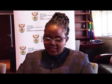 South Africa Minister of Energy on new technologies in energy planning