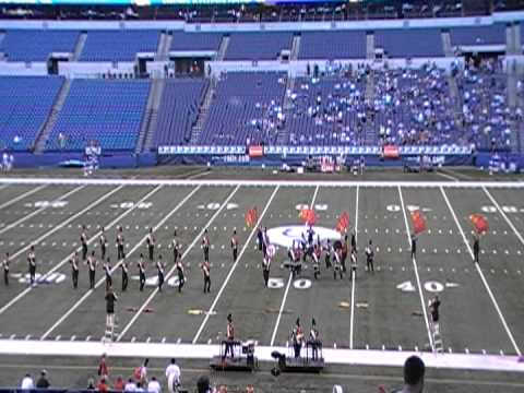 Cardinal Ritter High School Marching Raiders - Lucas Oil Stadium 2012