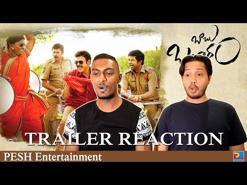 Babu Bangaram Trailer Reaction & Review  ...