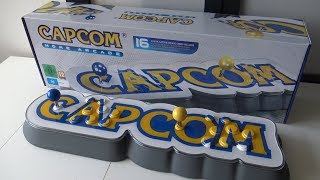 Capcom Home Arcade is Finally HERE !!!.... But is it any good ??