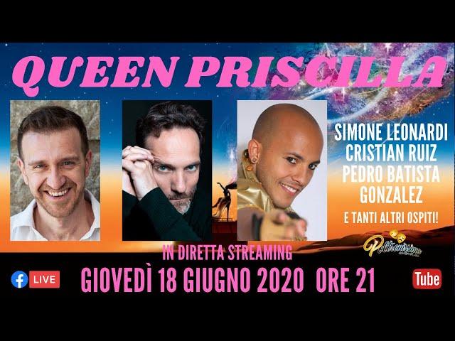 18.06.2020 - Queen Priscilla - Ospiti: Cristian Ruiz, Simone Leonardi e Pedro Gonzales e altri.