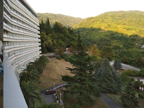 Дом Отдыха Солнечный, Абхазия 2017 г