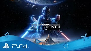 STAR WARS Battlefront II - Trailer d'annonce | Disponible | PS4